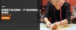 godaddy独立IP